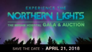 The Miriam Hospital Gala and Auction - Experience the Northern Lights @ WaterFire Arts Center | Providence | Rhode Island | United States