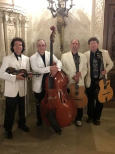 Minor Swing: Gypsy Jazz Concert @ Lippitt House Museum |  |  |