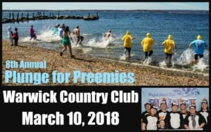 8th Annual Plunge for Preemies @ Warwick Country Club | Warwick | Rhode Island | United States