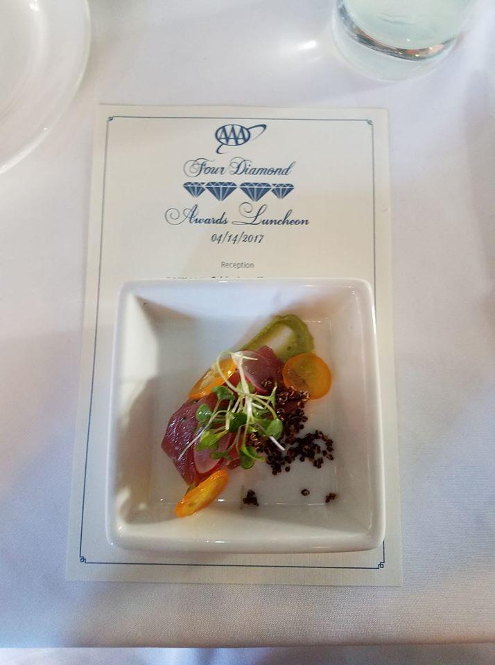Five Ri Restaurants Earn Aaa Four Diamond Awards Rhode