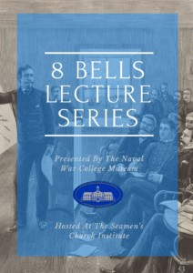 "8 Bells Lecture Series: ""Fighters Over the Fleet,"" by Norman Friedman @ Seamen's Church Institute of Newport 