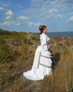 Undressing History: Women's Clothes and Unmentionables from the 19th Century @ Newport Historical Society