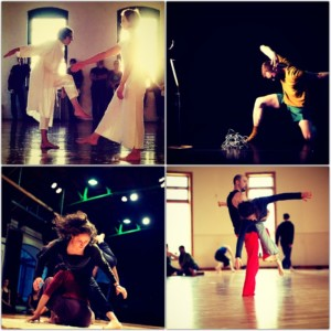 Doppelgänger Dance Collective presents Untitled Scores: Experiments in Improvisation @ Granoff Center for the Creative Arts | Providence | Rhode Island | United States