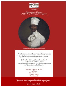 Opening the Oyster: The Black Culinary Extravaganza @ Wes' Rib House | Providence | Rhode Island | United States