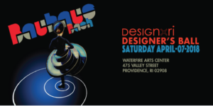 Designer's Ball 2018: Bauhaus Bash @ Water Fire Arts Center | Providence | Rhode Island | United States