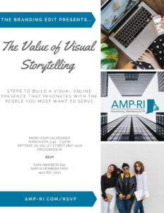The Value of Storytelling @ RiffRaff  | Providence | Rhode Island | United States
