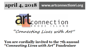 "Seventh Annual ""Connecting Lives with Art"" Fundraiser @ Historic Slater Mill 