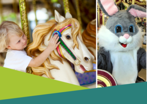 Visit with the Easter Bunny at Carousel Village @ Roger Williams Park Carousel Village | Providence | Rhode Island | United States