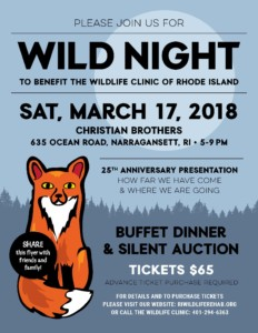 A Wild Night: Dinner and Silent Auction @ Christian Brothers | Narragansett | Rhode Island | United States