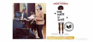 Living Literature Performance Piece of The Hate U Give: RI Center for the Book Fundraiser @ Barnes & Noble Warwick  | Warwick | Rhode Island | United States