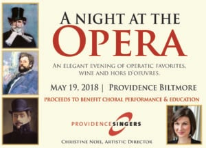 A Night at the Opera @ Providence Biltmore | Providence | Rhode Island | United States
