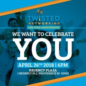 Twisted Networking First Anniversary Party @ Regency Plaza