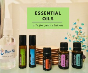 Essential Oils For Your Chakras @ Thrive Tribe RI | East Providence | Rhode Island | United States