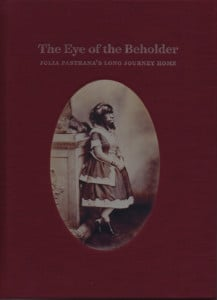 """HairBrained at PPL: Artist Laura Anderson Barbata on """"The Eye of the Beholder: Julia Pastrana's Long Journey Home"""" @ Providence Public Library 