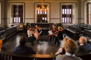Newport String Project shares Musical Pioneers @ Colony House | Newport | Rhode Island | United States