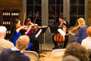 String Quartets and Wine at Greenvale Vineyards @ Greenvale Vineyards | Portsmouth | Rhode Island | United States