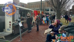 Food Trucks in Downtown at Skyline @ Skyline at Waterplace | Providence | Rhode Island | United States