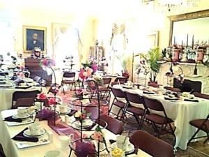 Victorian Tea and Talk @ Governor Sprague Mansion Museum | Cranston | Rhode Island | United States