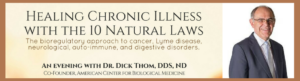 Healing Chronic Illness with the Ten Natural Laws @ Hotel Providence | Providence | Rhode Island | United States