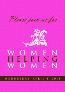 "Crossroads Rhode Island's ""Women Helping Women"" event @ Providence Biltmore Hotel 