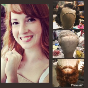 HairBrained at PPL: Emily Christoffersen: Historical Wigs and Hair for Theater @ Trinity Repertory Company | Providence | Rhode Island | United States