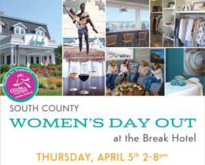 South County Women's Day Out at The Break Hotel @ The Break Hotel   Narragansett   Rhode Island   United States