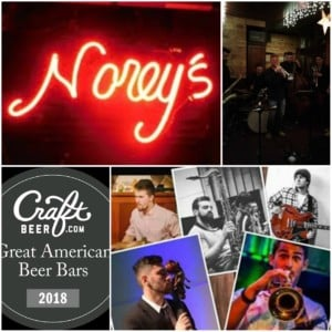 Manny Morales and BlueClue Jazz Quintet @ Norey's, Newport | Newport | Rhode Island | United States