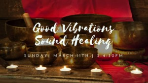 Good Vibrations Sound Healing @ Thrive Tribe RI | East Providence | Rhode Island | United States