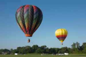 Fortieth South County Balloon Festival @ URI Athletic Fields