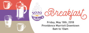 Sojo MoJoe Breakfast @ Providence Marriot Downtown