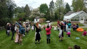 Fairy Garden Party @ Blithewold Mansion, Gardens and Arboretum