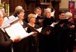 Shapenote to Lauridsen, an American Pastiche @ Rehoboth Congregational Church