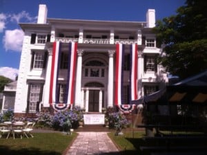 Fourth of July Parade Picnic at Linden Place Mansion @ Linden Place Mansion