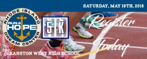 Rhode Island Dream Center Run 4 Hope 5K @ Cranston West High School