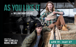 As You Like It @ The Gamm Theater