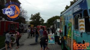 Warwick Food Truck Night - City Hall @ City of Warwick City Hall