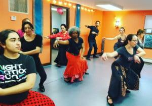 Flamenco Workshop with Elizabeth Rivera @ The Rhody Center