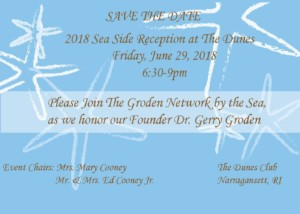 2018 Sea Side Reception at The Dunes @ The Dunes Club