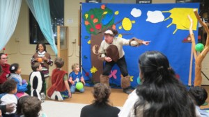 Children's Theater Weekend: That's My Ball, Lost & Found @ Providence Children's Museum @ Providence Children's Museum