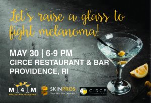 Martinis for Melanoma @ Circe Restaurant & Bar