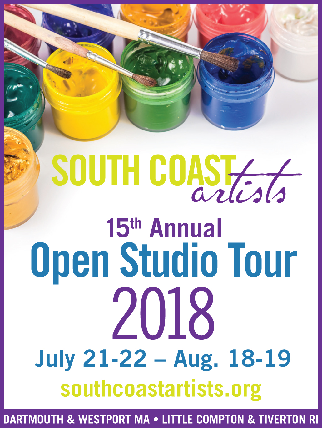 sc 1 st  Rhode Island Monthly & South Coast Artists Open Studio Tour - Rhode Island Monthly