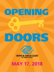 Boys and Girls Club of Pawtucket: Opening Doors @ Boys & Girls Club of Pawtucket