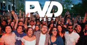 PVDFest @ downtown Providence