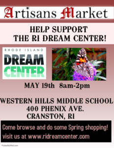 Rhode Island Dream Center 2018 Day of Hope and Dreams Artisan Market @ Western Hills Middle School