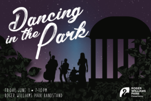 Dancing in the Park @ Bandstand at Roger Williams Park
