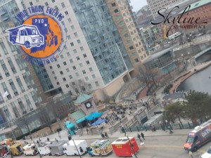 Food Trucks in Downtown at Skyline @ Skyline at Waterplace