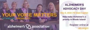 Alzheimer's Advocacy Day @ Rhode Island State House