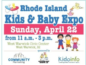 Rhode Island Kids and Baby Expo @ West Warwick Civic Center