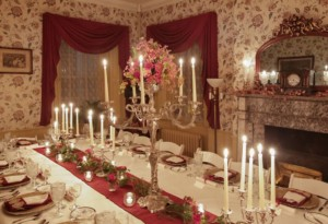 Celebration of Love Victorian Dinner @ Hearthside House Museum