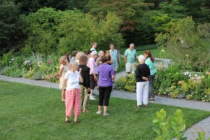 Wednesday Walk-Arounds: A Guided Tour of Blithewold @ Blithewold Mansion, Gardens and Arboretum